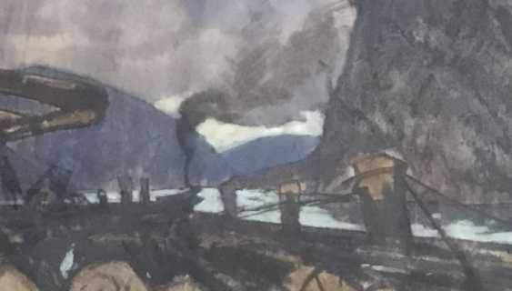 "Kubarev V. D. ""nitty-gritty"", 1965 - photo 3"