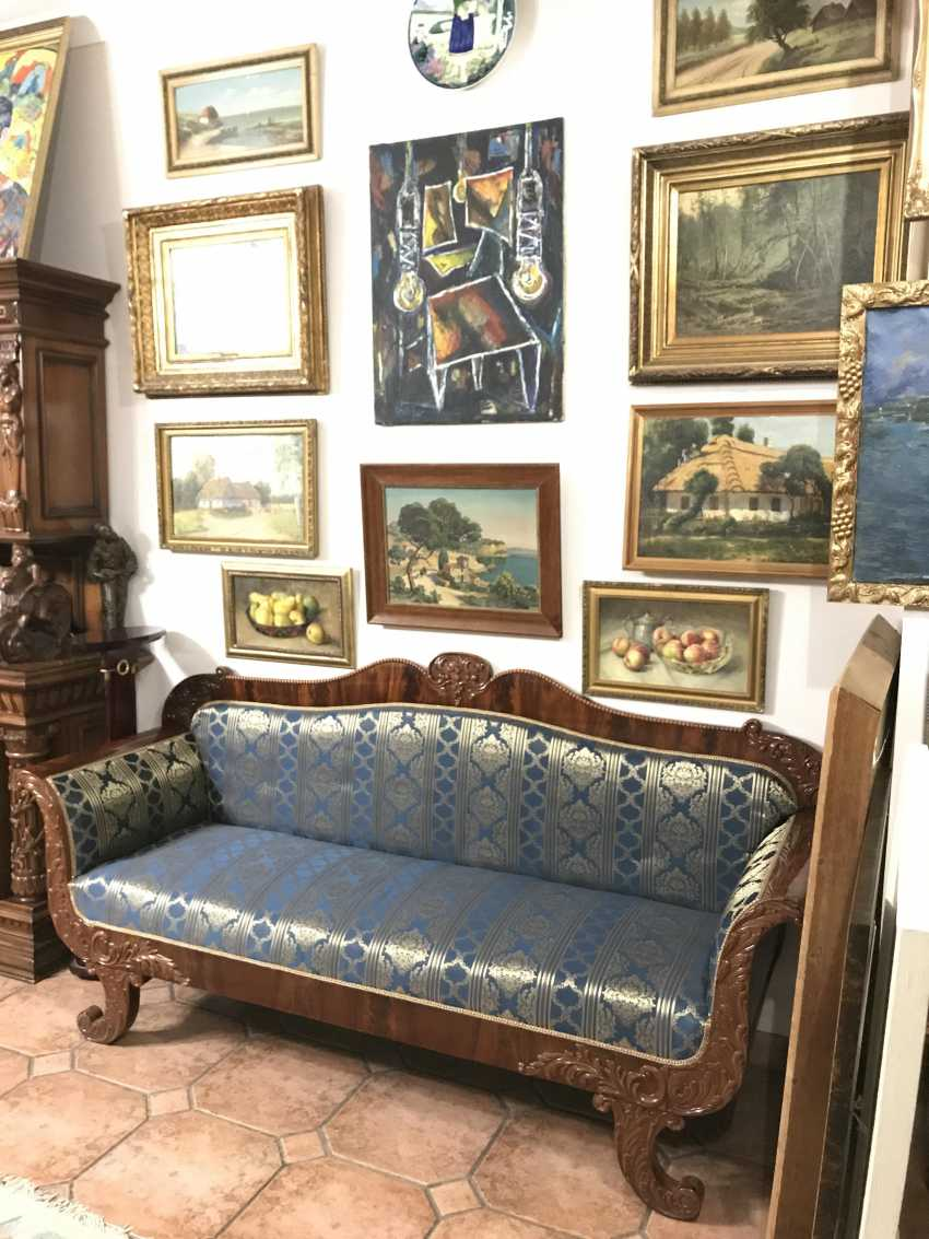 Sofa. Empire. Europe, XIX century. - photo 2