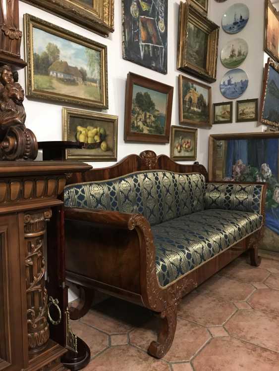 Sofa. Empire. Europe, XIX century. - photo 3