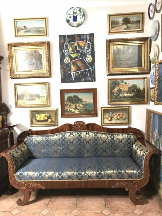 Sofa. Empire. Europe, XIX century. - photo 4