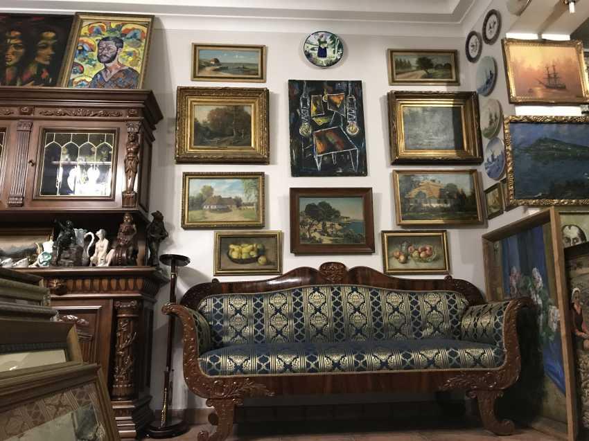 Sofa. Empire. Europe, XIX century. - photo 5