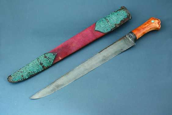Knife. (Bulat) - photo 1