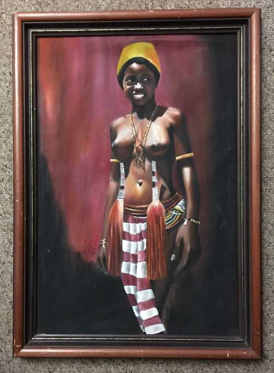 """Pretty woman"", ser. XX century. - photo 1"