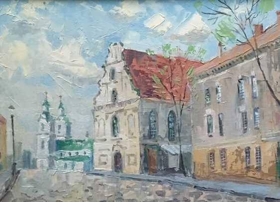"M. V. ""Minsk. Town hall square"", 2014. - photo 2"