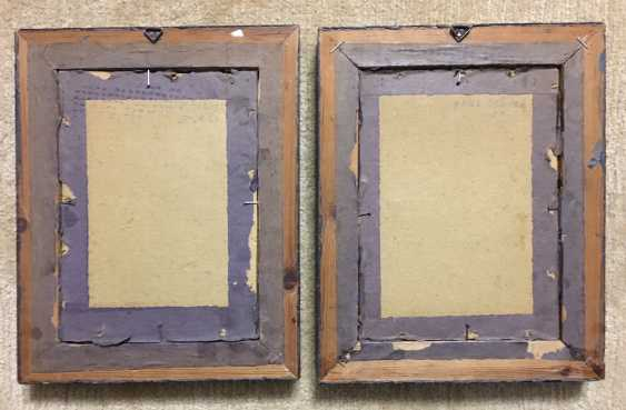 Hans Gräper. Pair of paintings, 1912 - photo 2