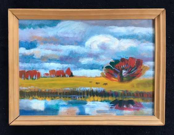 Chepik Painting M. F., 1995. - photo 1