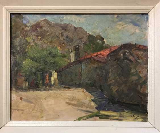"""Shestopalov, I. A., """"hurzuf"""", XX century. - photo 3"""
