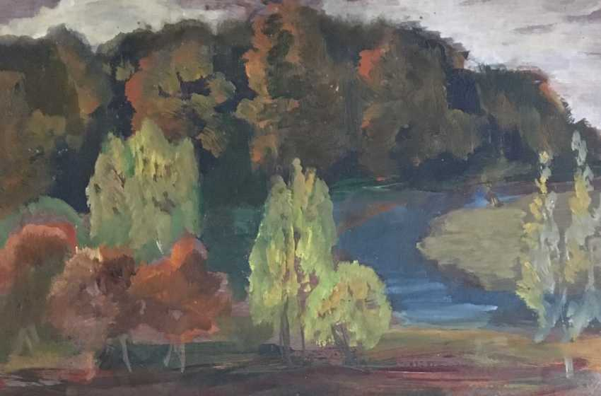 Sumarev V. F. Painting, 1960 - photo 2