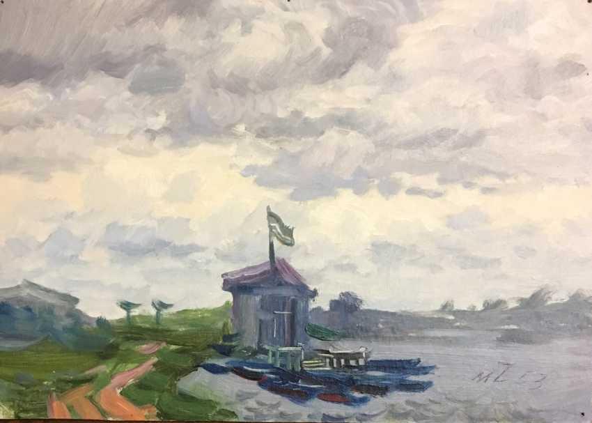 Chepik M. F. a Painting, 1953 - photo 1