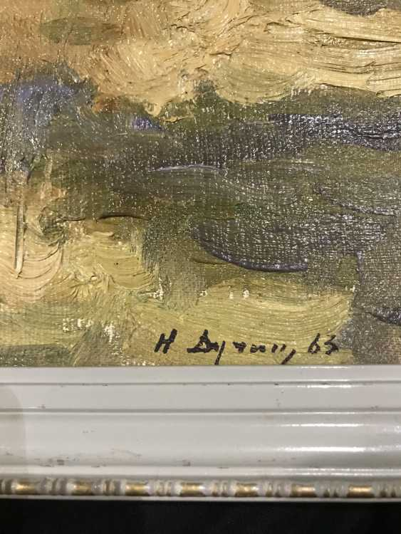 Ducic N. In. Painting, 1963. - photo 3