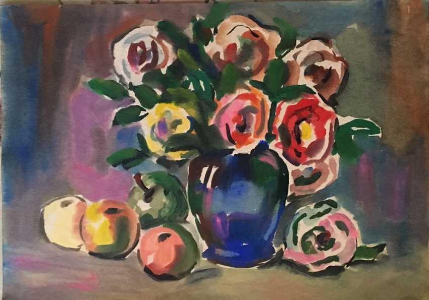 Les Appels De L'Ig, La Peinture. Pendant la période soviétique - photo 1