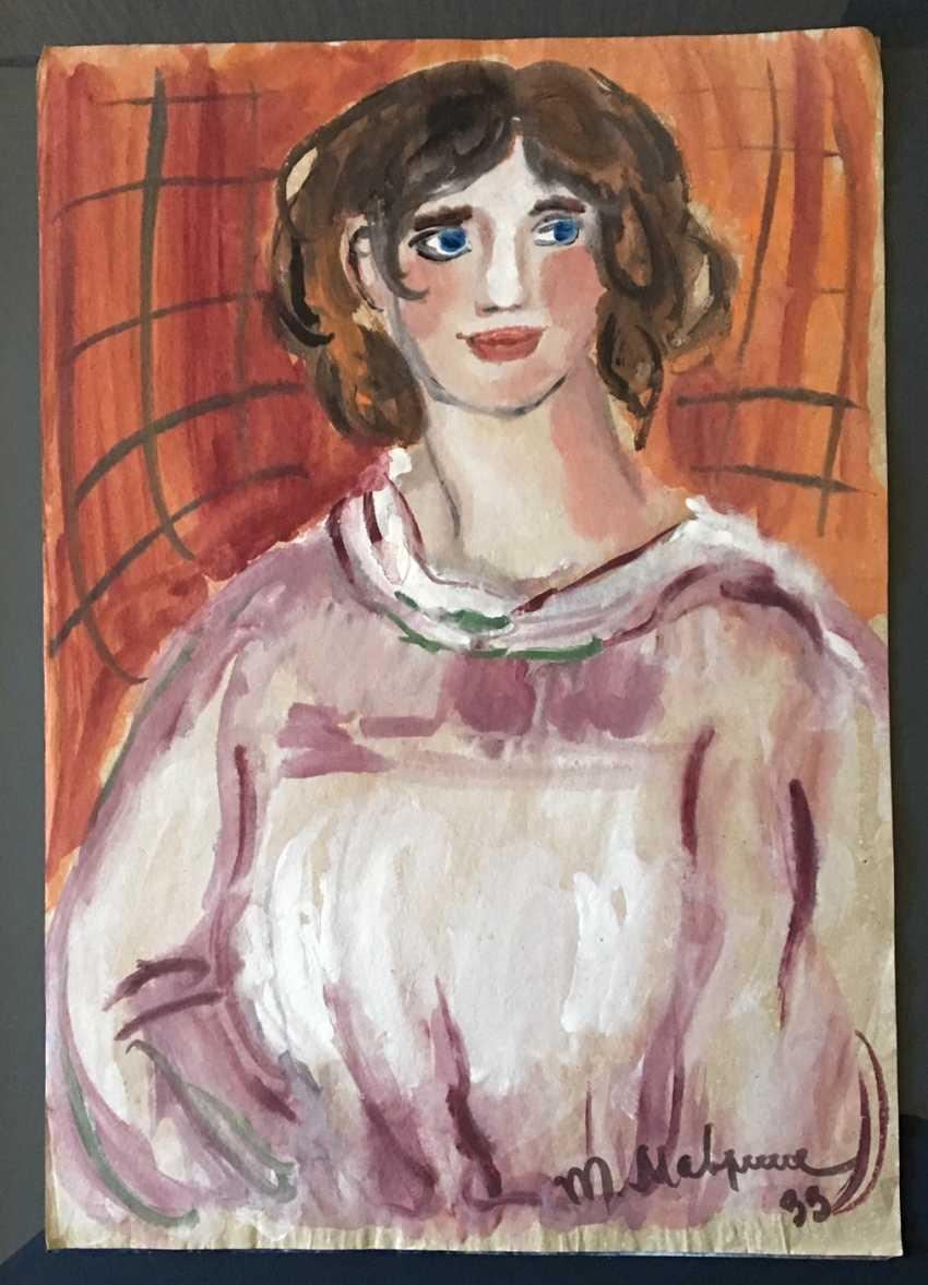 Mavrina T. A. Painting, 1933 - photo 1