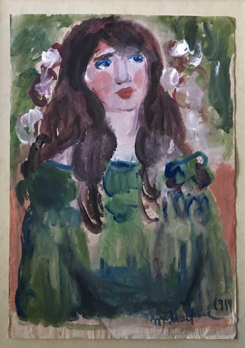 Mavrina T. A. Painting, 1934 - photo 1