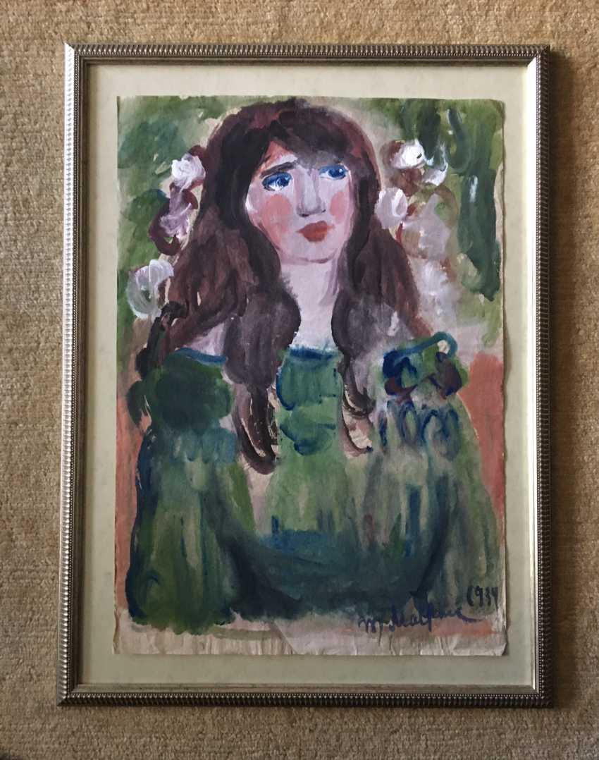 Mavrina T. A. Painting, 1934 - photo 2
