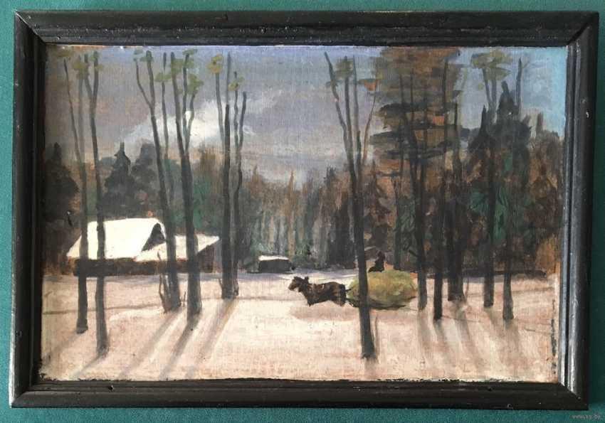 Sumarev V. F. Painting, 1960 - photo 1