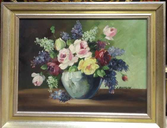 "Mahrlow ""Flowers"", XX century. - photo 1"
