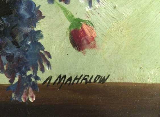 "Mahrlow ""Flowers"", XX century. - photo 3"