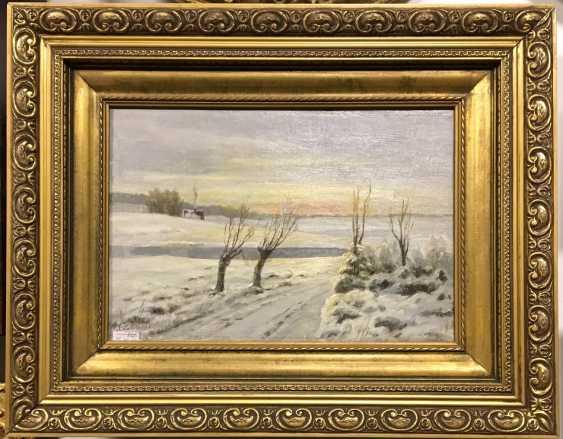 Semenov I. M. Winter, St. Paul. Of the twentieth century. - photo 1