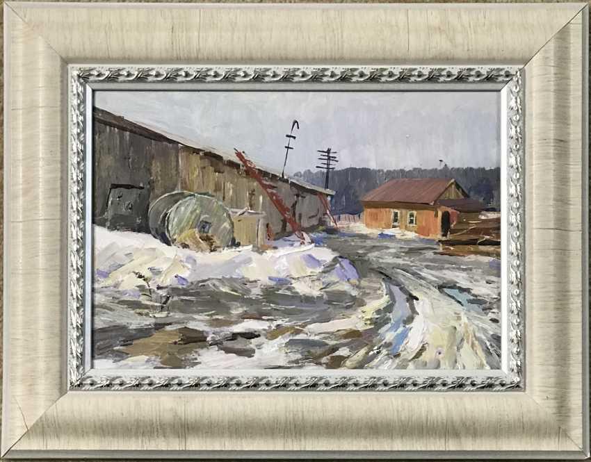 """Belousov, V. P., """"Spring"""", 1969 - photo 1"""