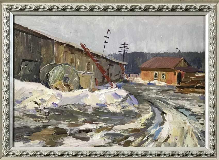 """Belousov, V. P., """"Spring"""", 1969 - photo 2"""