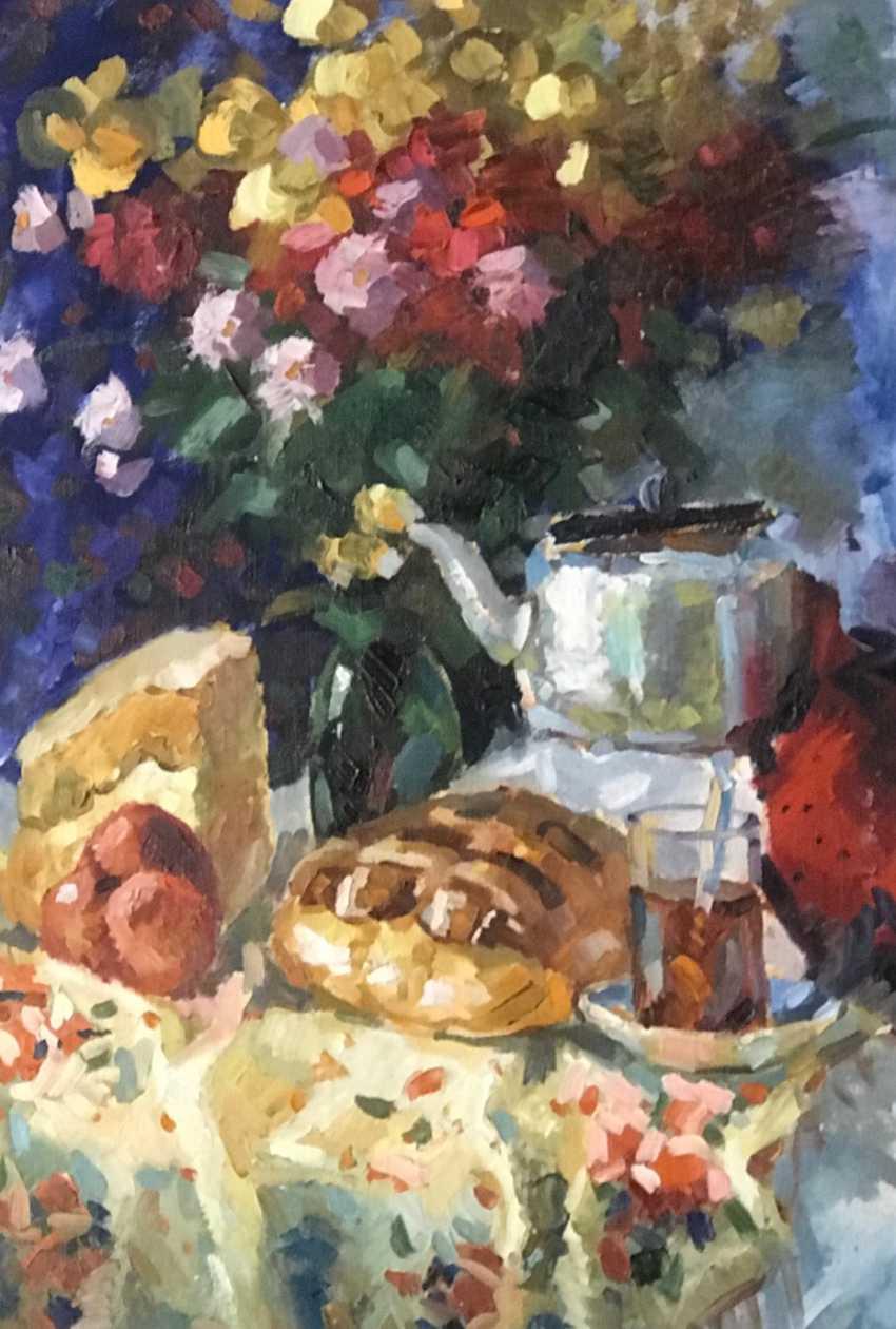 E. E. krasovskii Lotterie-Gemälde, XX v. - Foto 3