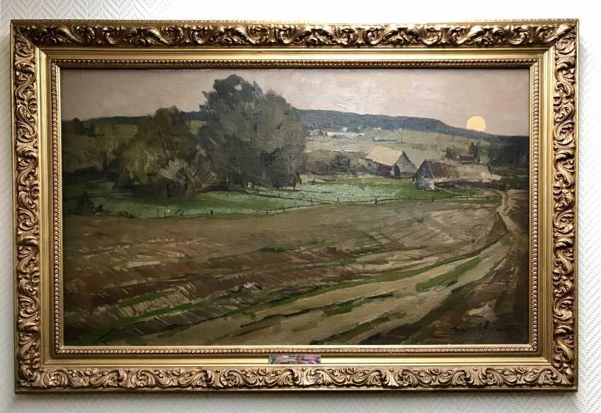 V. K. Tsvirko Painting, 1964 - photo 1