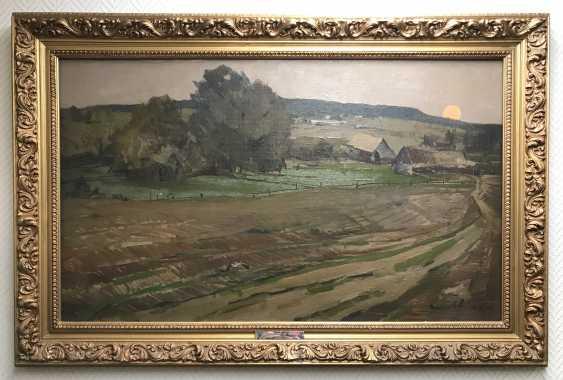 V. K. Tsvirko Painting, 1964 - photo 8