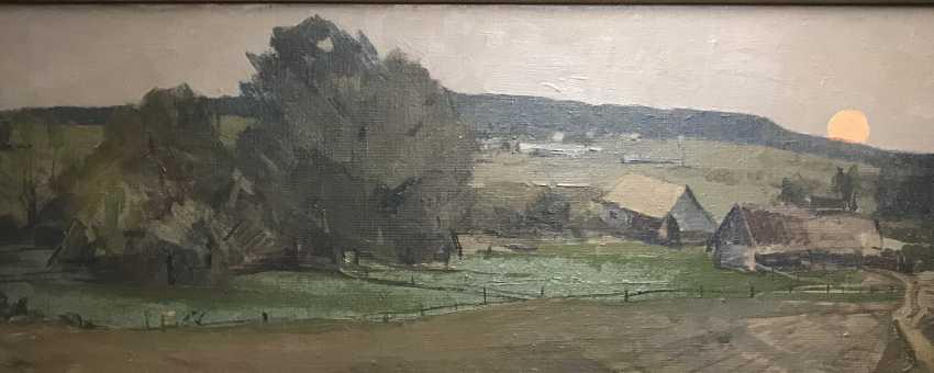 V. K. Tsvirko Painting, 1964 - photo 9