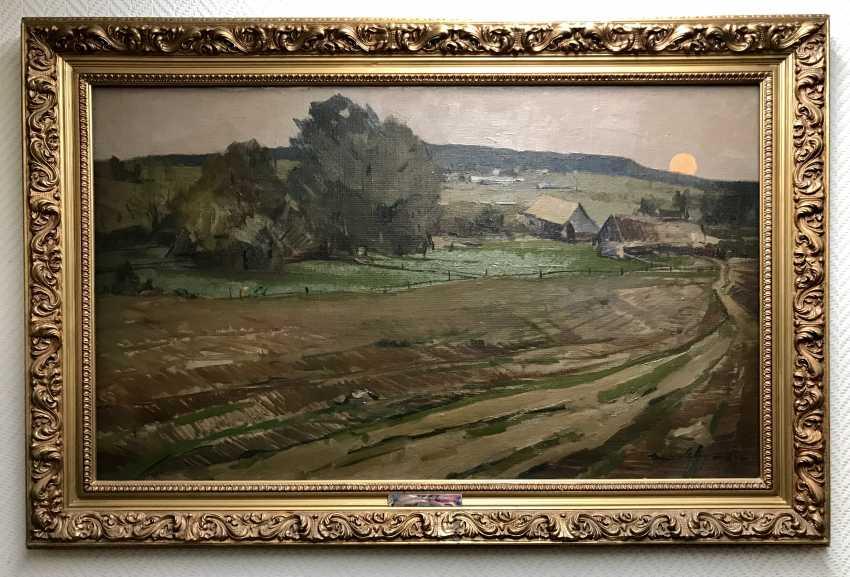 V. K. Tsvirko Painting, 1964 - photo 10