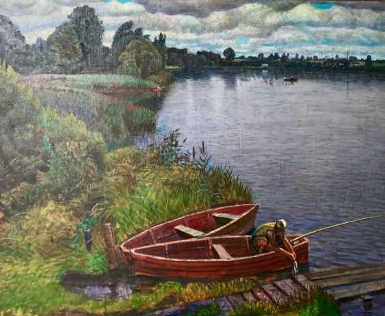 "Catalog In Moscow V. N. ""Lake Kolomenskoe"", 1985 - photo 2"