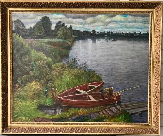 "Catalog In Moscow V. N. ""Lake Kolomenskoe"", 1985 - photo 4"