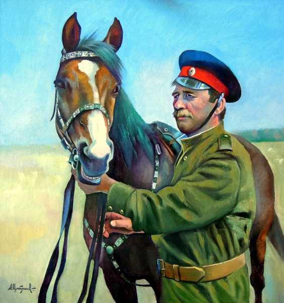 Alexander Shchebunyaev. don Cossack - photo 1