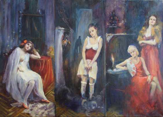 Svetlana Malakhova. Brothel.Four rooms. - photo 1