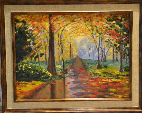 """Olga Gorshkova. Olga Gorshkova """"it's Autumn time, eyes charm..."""" - photo 1"""