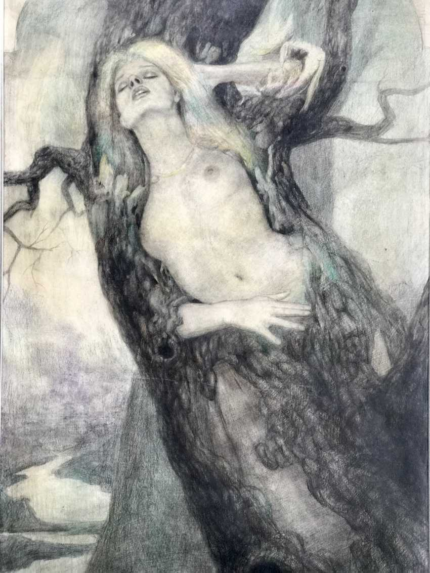 """The A. A. Isachev, """"Dryad"""", 1983 - photo 3"""