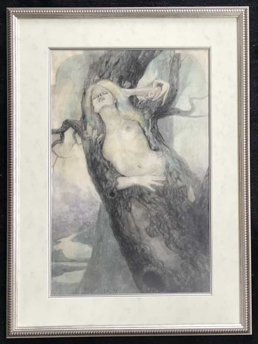"""The A. A. Isachev, """"Dryad"""", 1983 - photo 5"""