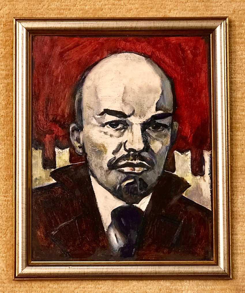 """Kukharev V. I. """"Lenin"""", 1971 - photo 3"""