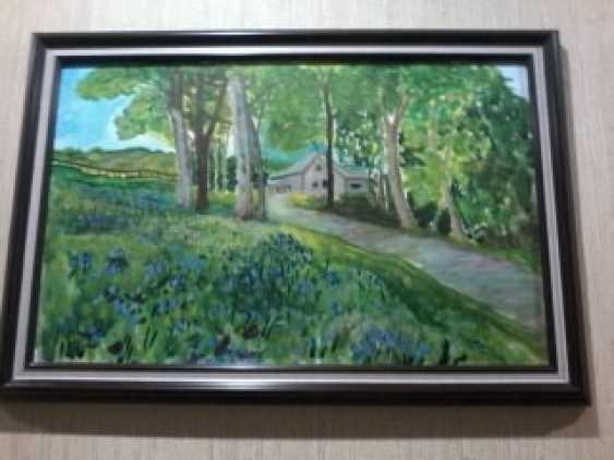 """Olga Gorshkova. """"The way home"""" - photo 1"""
