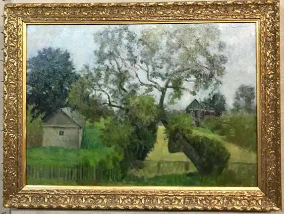 Ponomarev V. I. Painting, 1957 - photo 1