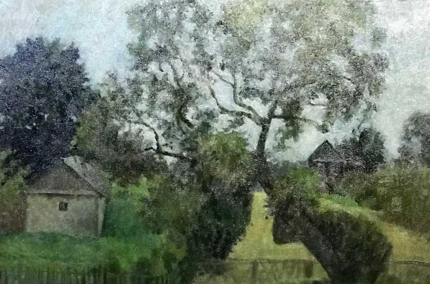 Ponomarev V. I. Painting, 1957 - photo 3