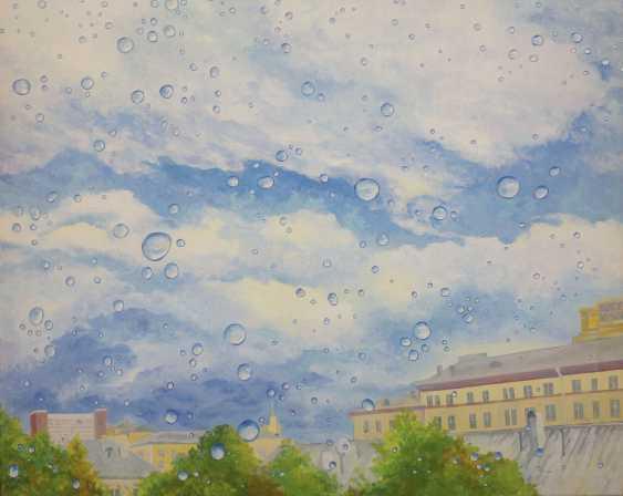 Irina Ternovskaya. Высыхающие капли после дождя - photo 1