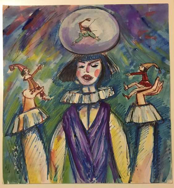 "Maiorov, I. E. ""the Circus left - clowns remained"" of the twentieth century. - photo 1"