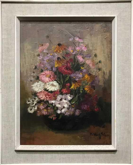 "Still life ""Flowers"", the twentieth century - photo 3"