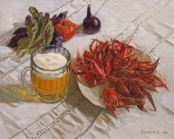 Konstantin Seleznev. Still life with crayfish - photo 1