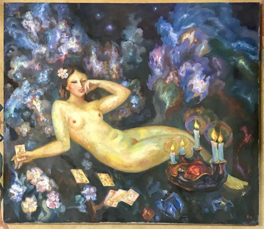 Goryachev S. J. Painting, 1970 - photo 1
