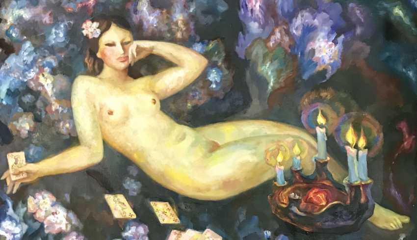 Goryachev S. J. Painting, 1970 - photo 2