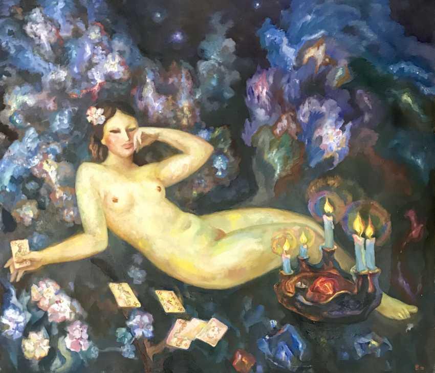 Goryachev S. J. Painting, 1970 - photo 3