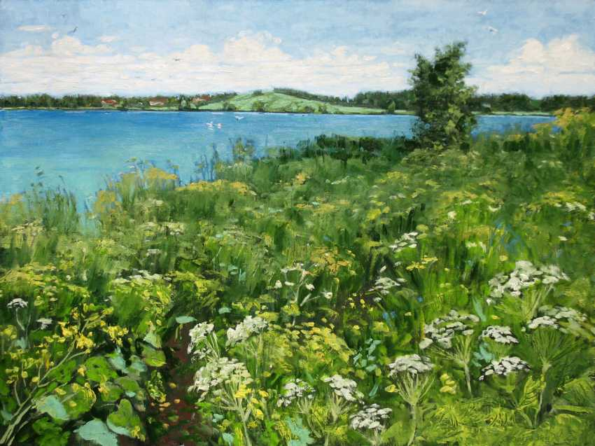 Alexander Bezrodnykh. Path.Lake - photo 1