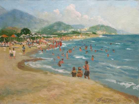 Alexander Bezrodnykh. Beach - photo 1