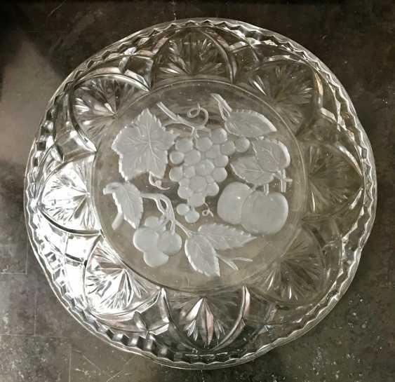 "Dish ""Still Life"". Russia, before 1917 - photo 2"
